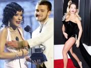 Thời trang - 12 lần sao phát mệt vì thời trang hớ hênh ở Grammy