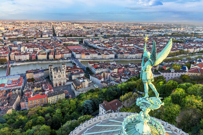 10 địa điểm đẹp như mơ của nước Pháp cần ghé thăm ngay mùa xuân này - 2