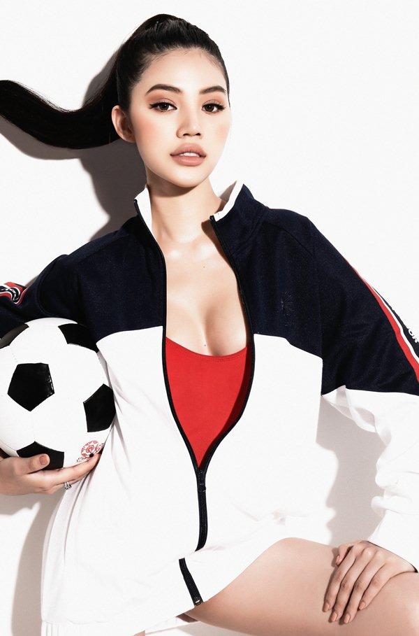 """Đây có phải là các """"nữ cầu thủ"""" xinh đẹp nhất nhì Việt Nam?"""