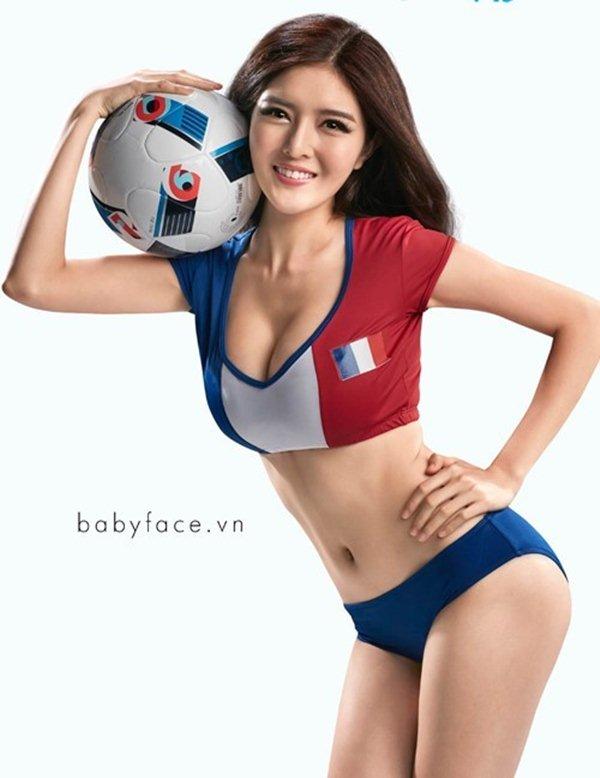 """Đây có phải là các """"nữ cầu thủ"""" xinh đẹp nhất nhì Việt Nam? - 8"""