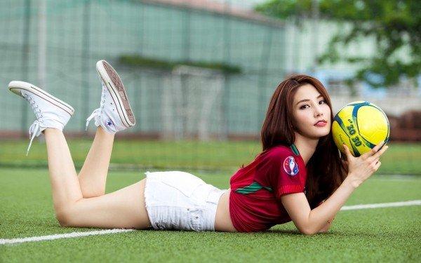 """Đây có phải là các """"nữ cầu thủ"""" xinh đẹp nhất nhì Việt Nam? - 6"""