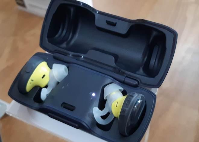 Bose công bố tai nghe không dây hoàn toàn trong chiếc hộp