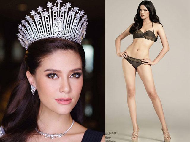 Miss Universe từng bị bắt cóc và dọa giết là Hoa hậu đẹp nhất thế giới 2017 - 7