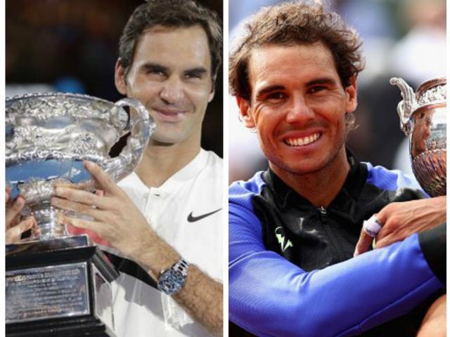 Nadal lâm nguy, Federer thờ ơ với ngôi số 1: Bây giờ hoặc không bao giờ? 2