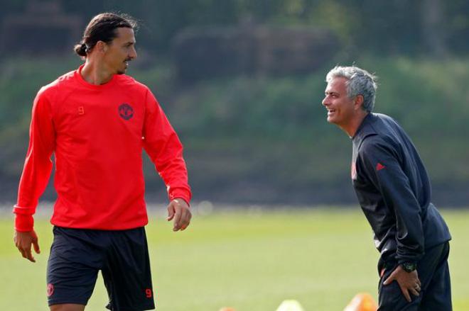 Chuyển nhượng MU: Ibrahimovic muốn ra đi, Mourinho lên tiếng 1