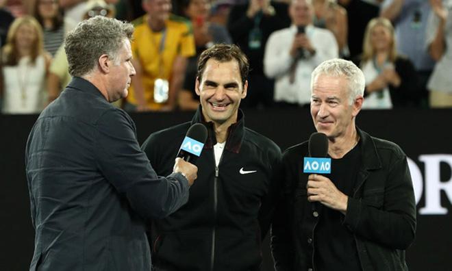 """Cực choáng với """"Vua"""" Federer: Trường sinh nhờ """"mất trí""""? 2"""