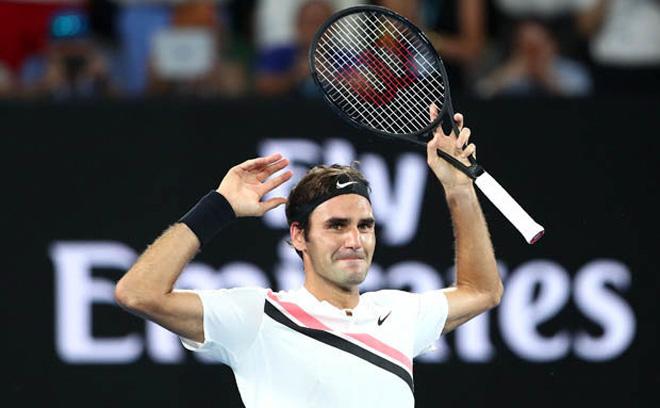 """Cực choáng với """"Vua"""" Federer: Trường sinh nhờ """"mất trí""""? 1"""