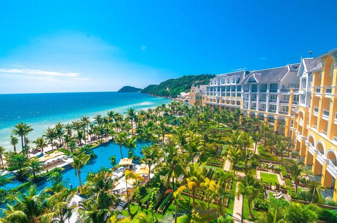 Nghỉ dưỡng đẳng cấp như Sao tại Resort JW Marriott Phú Quốc