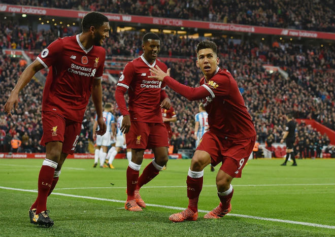 Huddersfield – Liverpool: Đứng dậy sau 2 nỗi đau 2