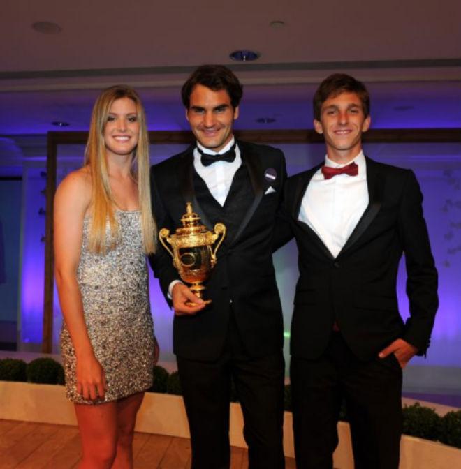 Tennis 24/7: Mỹ nhân mê mẩn Federer, ví với siêu anh hùng Ma trận 3