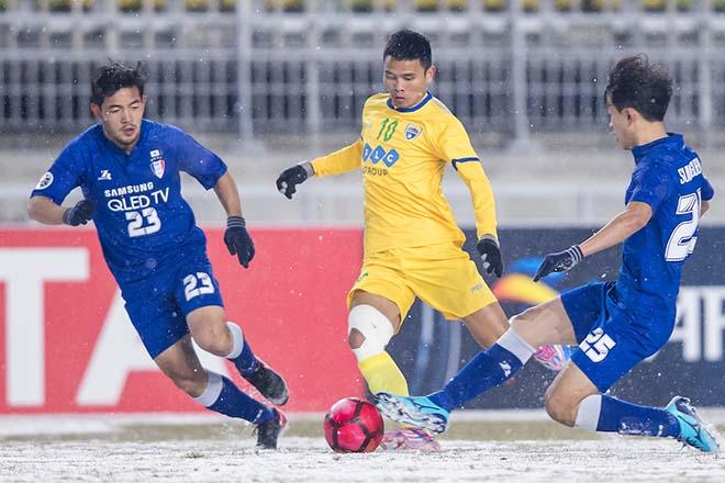 Tin HOT bóng đá 30/1: Thanh Hóa thua thảm trên sân Hàn Quốc 1