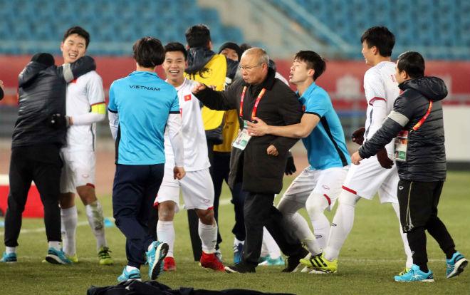 U23 Việt Nam: Park Hang Seo không phải là HLV, ông là CEO - 1