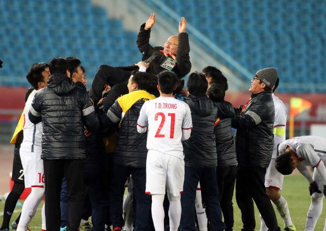U23 Việt Nam: Park Hang Seo không phải là HLV, ông là CEO - 2