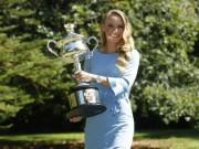 """Thể thao - Kiều nữ tennis """"không ngủ"""" 14 ngày: Vô địch Australian Open, lên số 1 thế giới"""