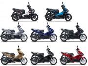 Thế giới xe - Những mẫu xe máy nào tăng giá cao nhất dịp cận Tết?