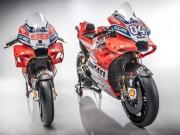 """Thể thao - Đua xe MotoGP: Đã mắt với """"Quái vật""""  trình làng sớm nhất của Ducati"""