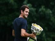 Thể thao - Federer giành 20 Grand Slam: Chơi tất tay, quyết hạ Nadal giành ngôi số 1
