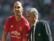 Bóng đá - Chuyển nhượng MU: Ibrahimovic muốn ra đi, Mourinho lên tiếng