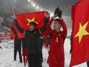 Bóng đá - U23 VN: Duy Mạnh hé lộ vụ cắm cờ trên tuyết triệu trái tim rơi lệ