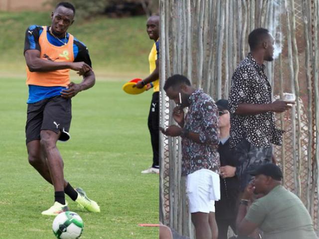 """Usain Bolt quên giấc mơ đến MU, thác loạn """"điên cuồng"""" bên mỹ nhân 5"""