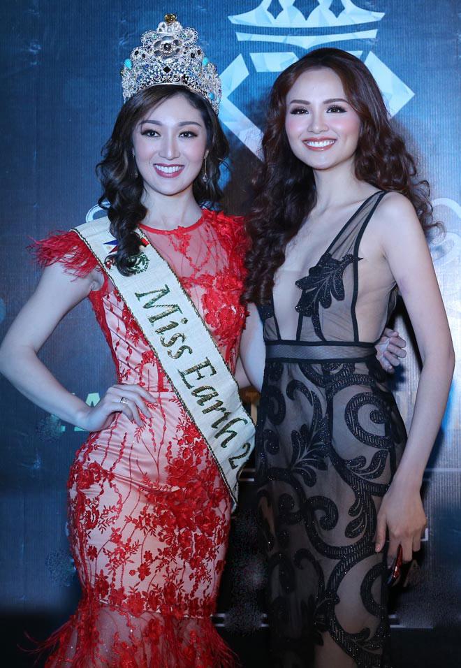 Hoa hậu Diễm Hương mặc mỏng không ngờ, dễ gây nhìn nhầm - 6
