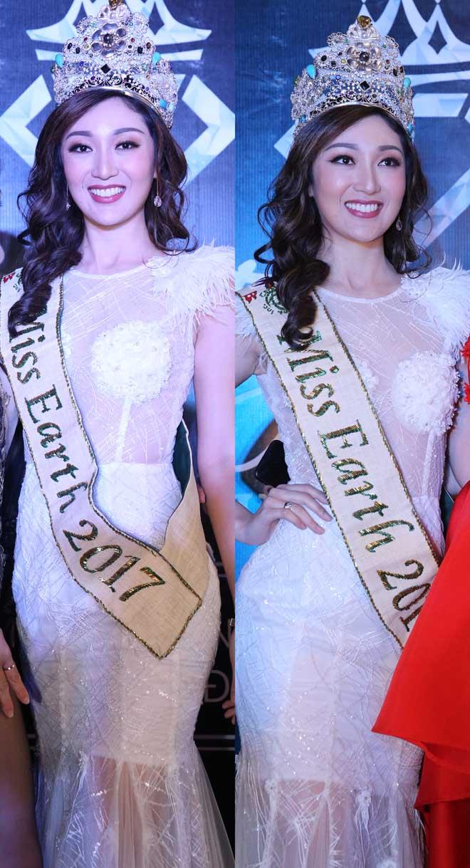 Hoa hậu Diễm Hương mặc mỏng không ngờ, dễ gây nhìn nhầm - 7