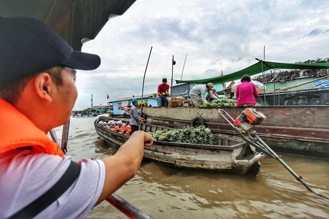 Chàng trai 9X độc hành xuyên Việt trong 3 tháng - 15