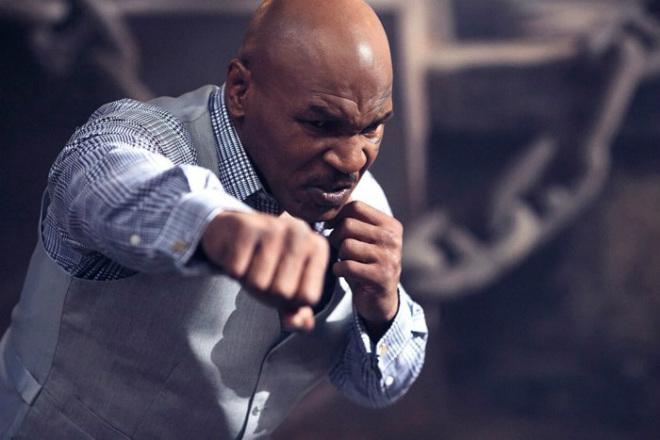 "Mike Tyson luyện võ cho con trai: Hổ phụ sinh hổ tử, tạo Mike ""thép"" 2.0 1"