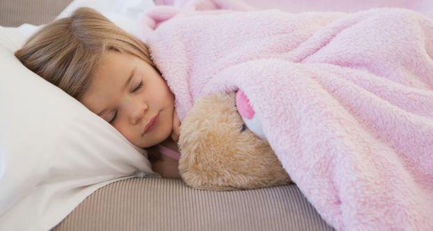 Ngủ đúng cách ở trẻ em có thể ngăn ngừa ung thư sau này - 1