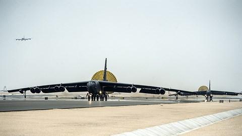 Qatar sắp biến thành căn cứ hải quân, không quân