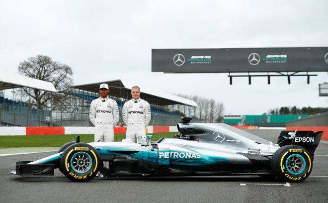 Đua xe F1 2018: Ấn định ngày
