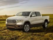 Tin tức ô tô - Ram 1500 Laramie Longhorn: Bán tải hạng sang