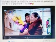 Tin tức trong ngày - Mẹ cầu thủ Văn Đức nói về clip Đức ôm mẹ ở sân bay
