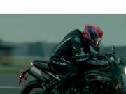 Thế giới xe - Triumph tiếp tục phô diễn sức mạnh của Speed Triple mới