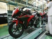 Thế giới xe - 2018 Honda CBR150R lên kệ, giá từ 56 triệu đồng