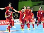 Bóng đá - Lịch thi đấu bóng đá Việt Nam, giải Futsal châu Á 2018