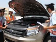 Thị trường - Tiêu dùng - Sốc: Không 1 chiếc ô tô nào nhập qua cảng TP.HCM