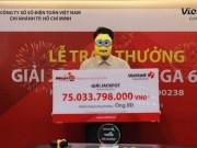 Tin tức trong ngày - Chủ nhân Jackpot ở Đồng Nai ủng hộ U23 Việt Nam