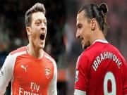Bóng đá - Chuyển nhượng MU: Cự tuyệt Ozil, chấp thuận để Ibrahimovic ra đi