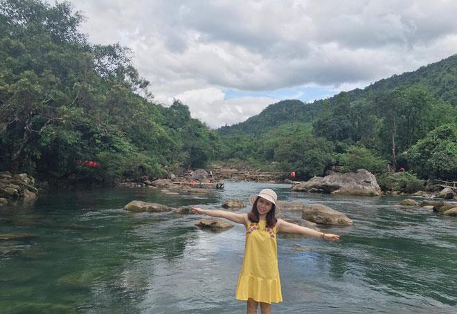 """Ở Quảng Bình cũng có """"Cửu Trại Câu"""" đẹp đến thế - 3"""