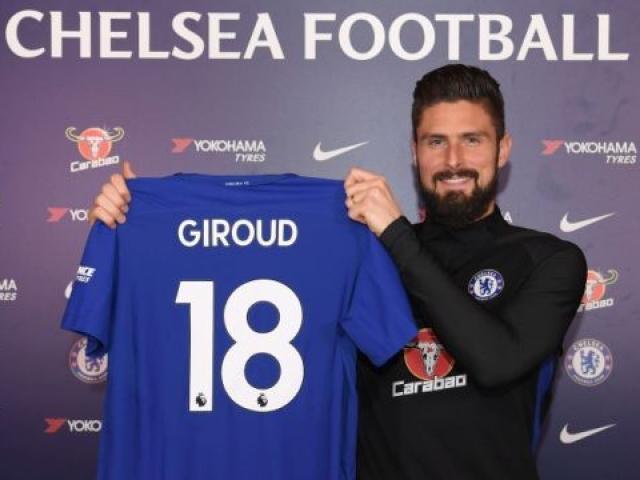 Chelsea gây sốc Giroud 18 triệu bảng: Triệu fan mơ đá bọ cạp hạ Messi – Barca 4