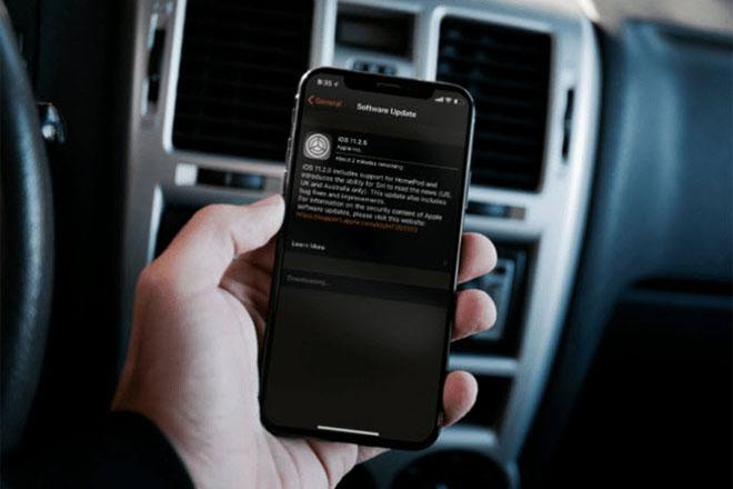 Cách thiết lập ngừng cập nhật phần mềm tự động trên iPhone