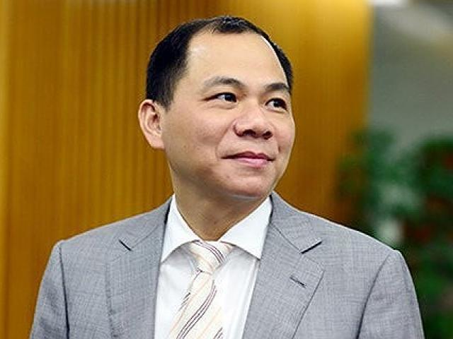 Ai giàu nhất trong 4 tỷ phú đô la của Việt Nam?