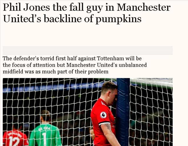 """MU thua, báo chí cười nhạo Mourinho, nghi Sanchez là """"gian tế"""" 1"""