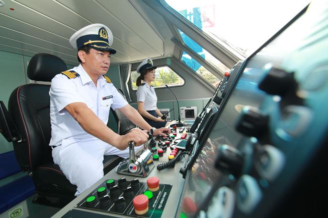 Chính thức vận hành tuyến vận tải hành khách bằng tàu thủy cao tốc TP.HCM - Vũng Tàu – Cần Giờ - 2
