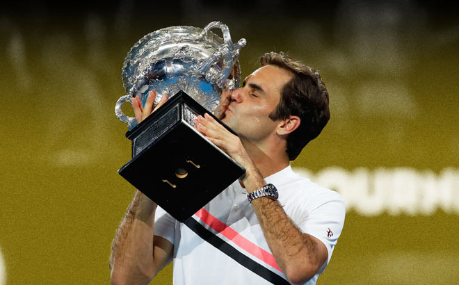 Federer gặt hái 20 Grand Slam: Chỉ còn một ham muốn