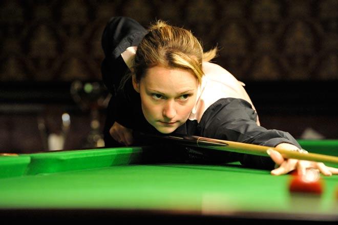 Mỹ nhân bi-a xuất chúng: Vua snooker cũng phải kiêng nể 1