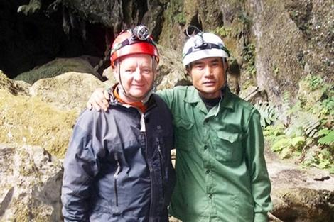 """Người dẫn đường số một ở """"Vương quốc"""" hang động Phong Nha - Kẻ Bàng - 2"""