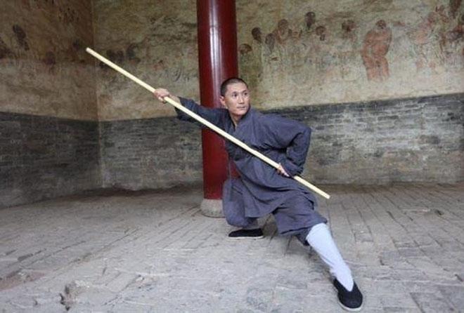 """Nóng: """"Thánh Muay Thái"""" tới Trung Quốc quyết đấu võ sư Thiếu Lâm 2"""