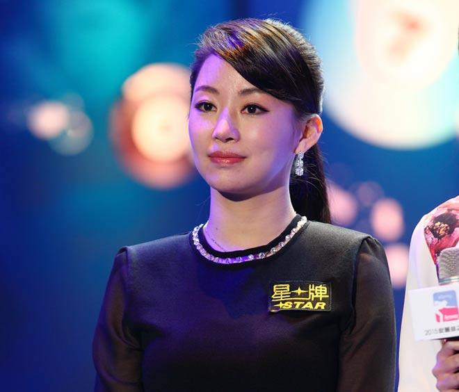 Nữ thần bi-a Trung Quốc: Người đẹp, đi cơ cũng đẹp 4